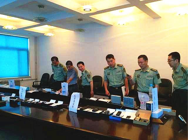 呼和浩特公安局警用装备采购