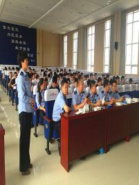 执法记录仪现场培训
