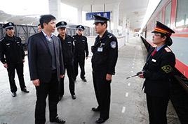 广州铁路公安局配备亮见执法记录仪